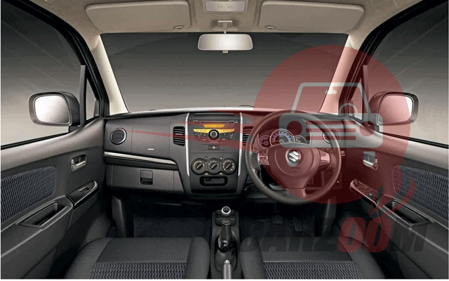 Maruti WagonR Stingray Interiors Dashboard