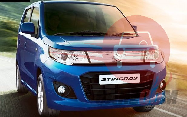 Maruti WagonR Stingray Interiors Front View