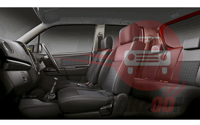 Maruti WagonR Stingray Interiors Seats
