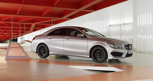 News on launch of Mercedes-Benz CLA