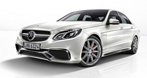 News on launch of Mercedes-Benz E63 AMG