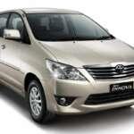 Toyota Innova - 2013 Facelift 2.5 GX 7 STR BS-III (Diesel)
