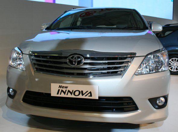 Toyota Innova 2013 Facelift 2 5 Zx 7 Str Bs Iii