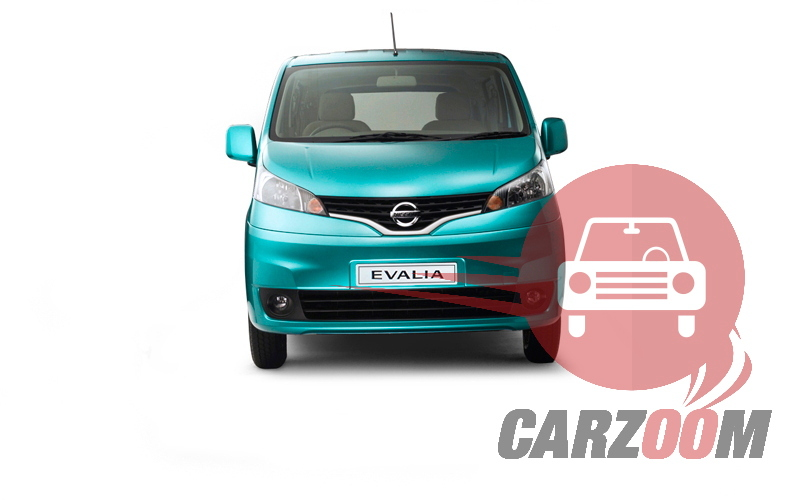 Nissan Evalia Exteriors Front View