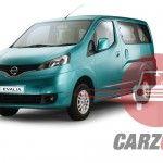 Nissan Evalia Exteriors Overall
