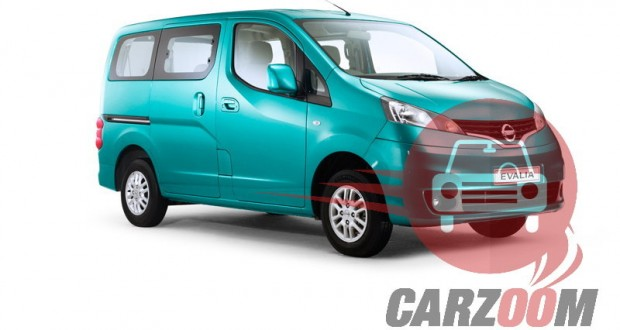 Nissan Evalia Exteriors Side View