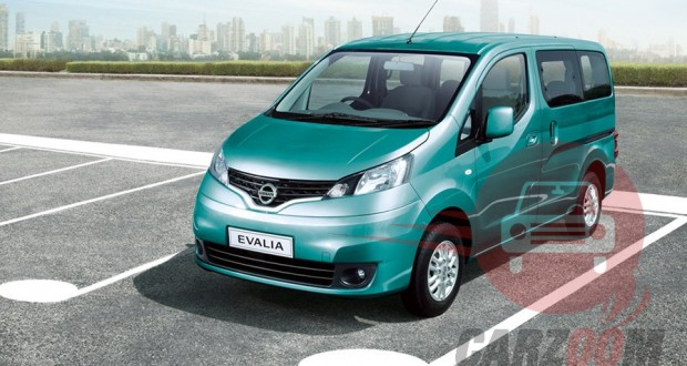 Nissan Evalia Xv Dieselprice In India Review Pics Specs And