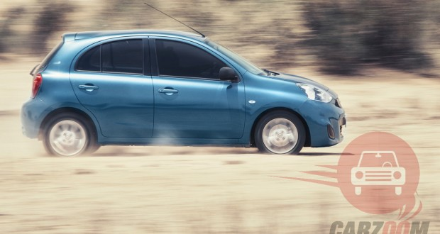 Nissan Micra Exteriors Side View