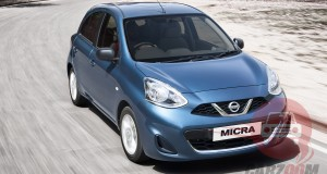 Nissan Micra Exteriors Top View