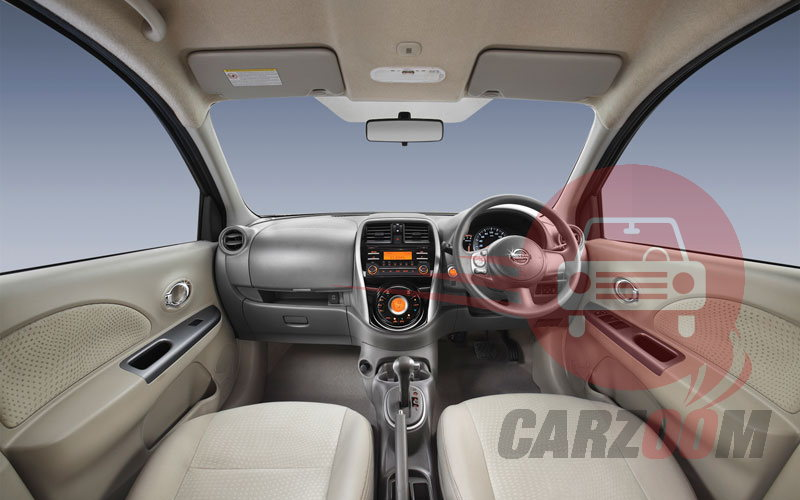 Nissan Micra Interiors Dashboard