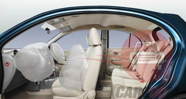 Nissan Micra Interiors Seats