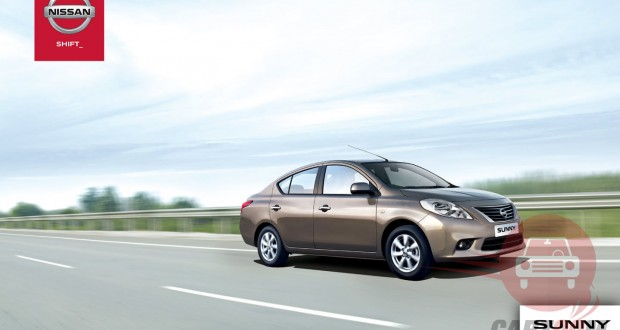 Nissan Sunny Exteriors Overall
