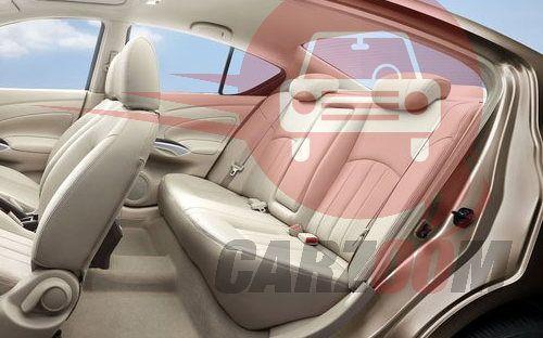 Nissan Sunny Interiors Seats