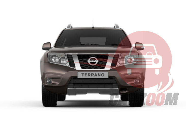 Nissan Terrano Interiors Front View
