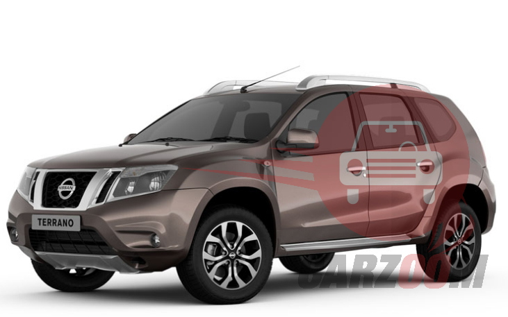 Nissan Terrano Interiors Overall View