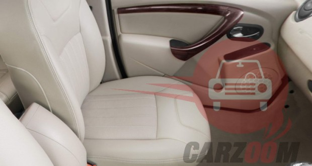 Nissan Terrano Interiors Seats View