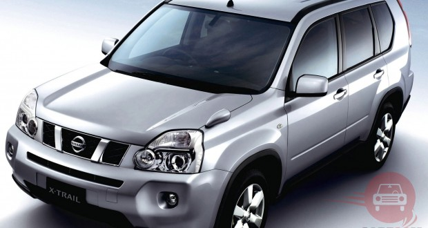 Nissan X Trail Exteriors Front View