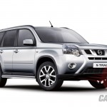 Nissan X Trail Exteriors Overall