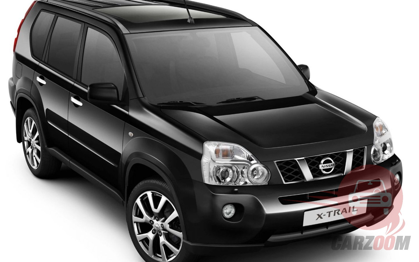 Nissan X Trail Exteriors Top View