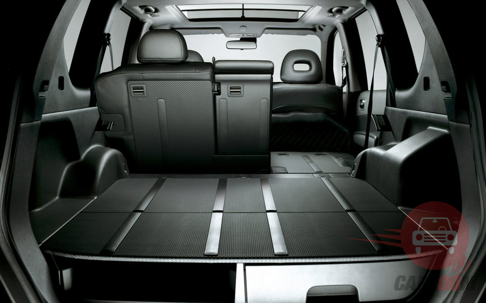 Nissan X Trail Interiors Bootspace