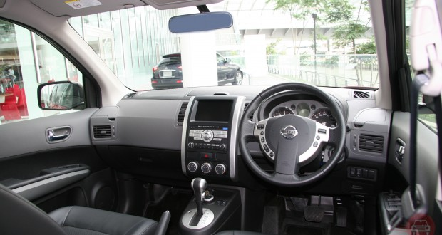 Nissan X Trail Interiors Dashboard