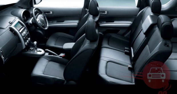 Nissan X Trail Interiors Seats