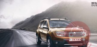 Renault Duster Exterior Front View