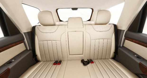 Renault Duster Interiors Seats