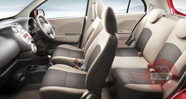 Renault Pulse Interiors Seats
