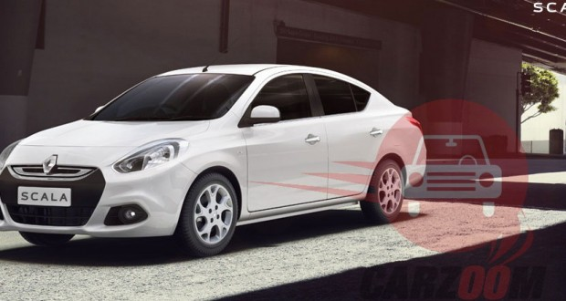 Renault Scala Exteriors Overall
