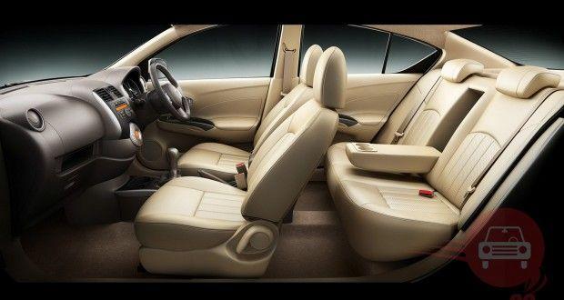 Renault Scala Interiors Seats