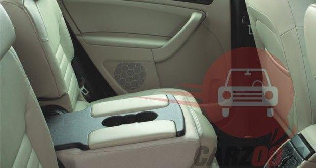 Skoda Yeti Interiors Seats