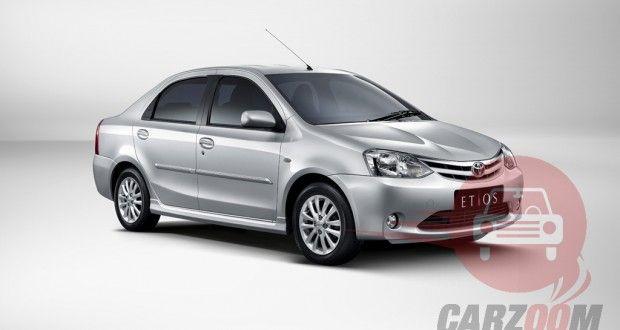 Toyota Etios Exteriors Overall