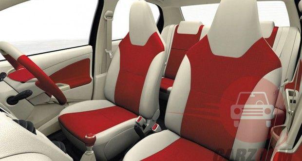 Toyota Etios Interiors Seats