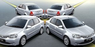 Toyota Etios Xclusive Featured Image