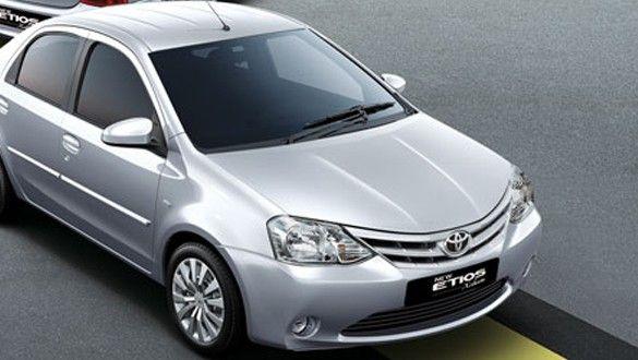 Toyota Etios Xclusive Exteriors Front View