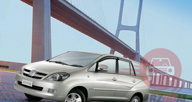 Toyota Innova Exteriors Overall