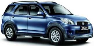 Toyota Rush (Petrol)