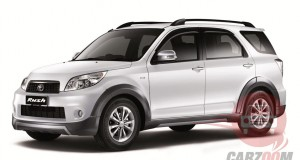 Toyota Rush Exteriors Side View