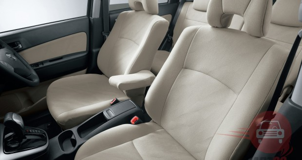 Toyota Rush Interiors Seats