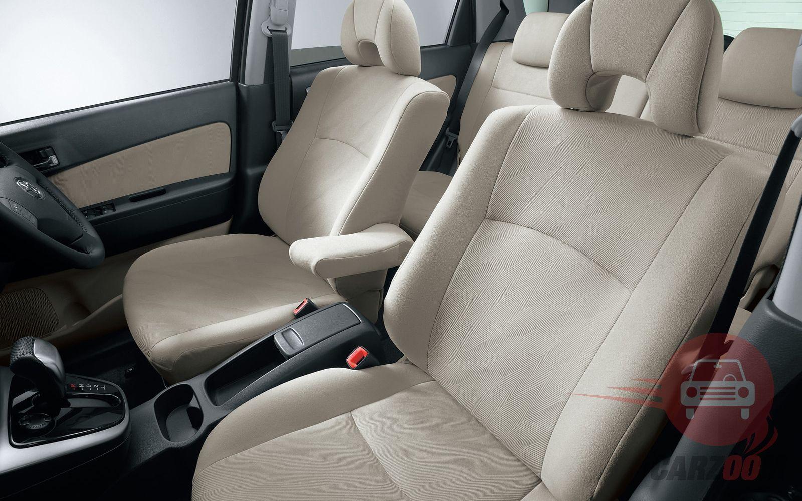 Toyota Rush Interiors Seats