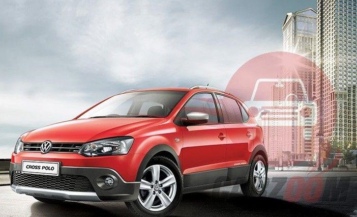 Volkswagen Cross Polo Exteriors Overall