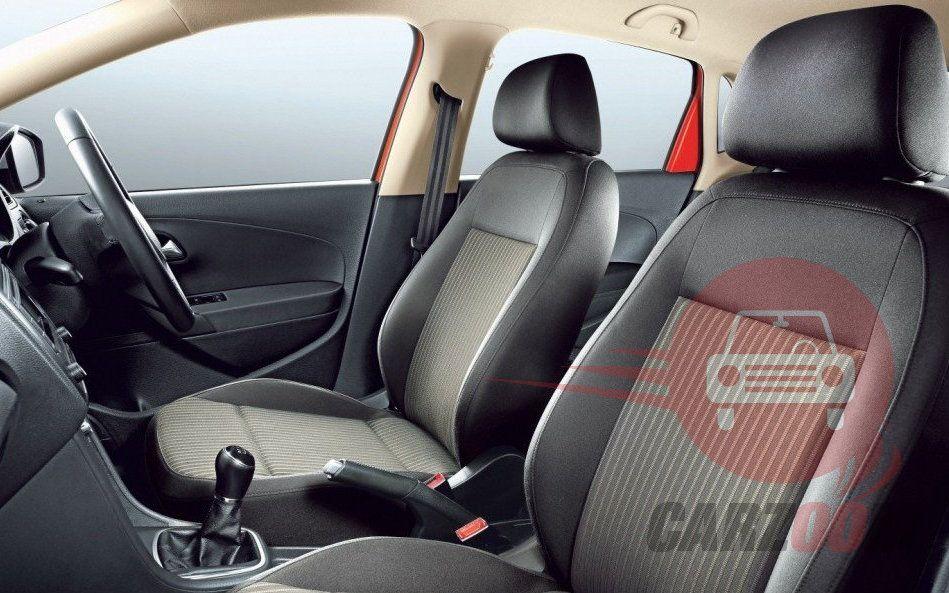 Volkswagen Cross Polo Interiors Seats