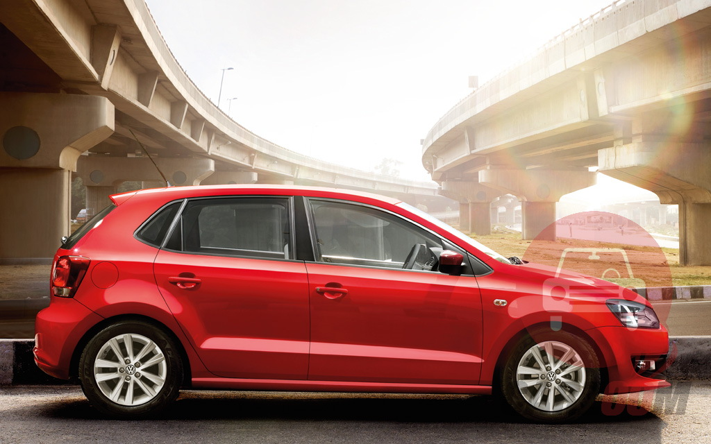 Volkswagen Polo Exteriors Side View
