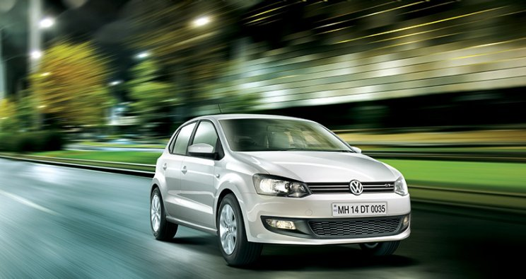 Volkswagen Polo GT TDI Exteriors Overall