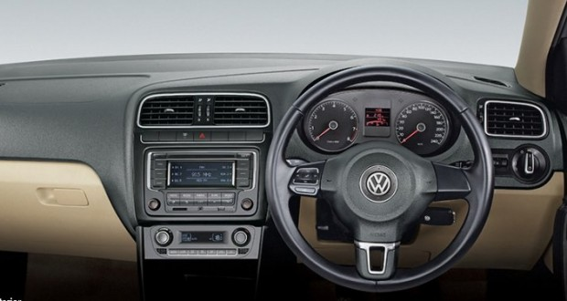 Volkswagen Polo GT TDI Interiors Dashboard