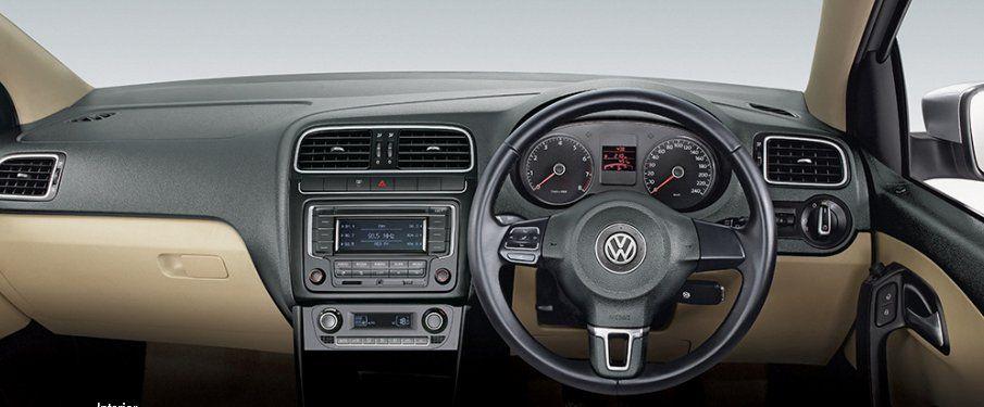 Volkswagen Polo GT TDI Interiors Dashboard