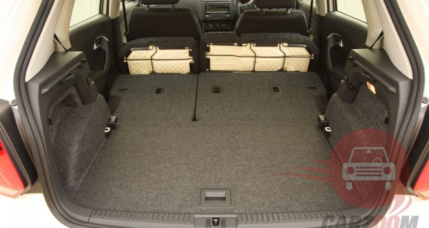 Volkswagen Polo Interiors Bootspace
