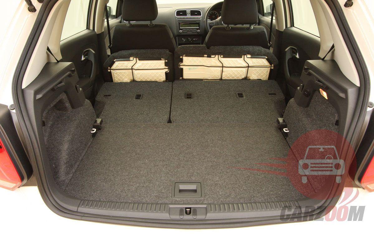 Volkswagen Polo Interiors Bootspace