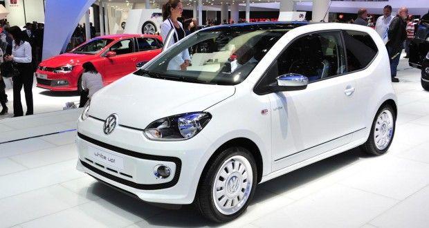 Volkswagen Up Exteriors Overall